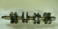 400-2976A2  Crank  NEW  NOS  4cyl Lg Taper Merc 500