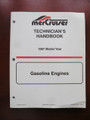 90-806535970 MERCURY MERCRUISER TECHNICIANS HANDBOOK GAS ENGINES 1997 NEW