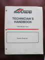 90-806536940 MERCURY MERCRUISER TECHNICIANS HANDBOOK DIESEL ENGINES 1994 NEW