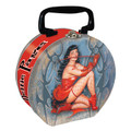 Bettie Page Metal Tote