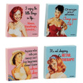 Retail Therapy Magnet Set