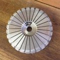 27 Slot ribber dial for the Erlbacher Gearhart Knitting Machine