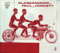 Alessandro Alessandroni + Daniel Paul + Honesty-Tridem- House,Future Jazz-NEW CD