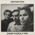 GIANNI CAZZOLA TRIO-ABSTRACTION-'69-NEW LP