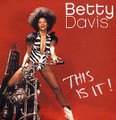 Betty Davis-This Is It!-Anthology 70s Blues Funk-new 2LP