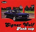 Signor Wolf-FUNK EXP-70s action film-styled funk-NEW CD