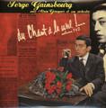 SERGE GAINSBOURG-DU CHANT A LA UNE-VOL.1&2-new LP