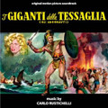 Carlo Rustichelli-i Giganti della Tessaglia-OST-NEW CD