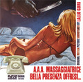 Lallo Gori-A.A.A. Massaggiatrice bella presenza offresi-SEXY THRILLER OST-NEW CD