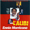 Ennio Morricone-L'Alibi- OST '68 thriller - NEW CD