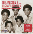 MICHAEL JACKSON/JACKSON 5 FIRST RECORDINGS-RARE PROMOCD