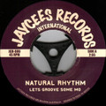 Natural Rhythm-Lets Groove Some Mo/Salted Popcorn-7""