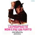Ennio Morricone-LA PROPRIETA' NON E' PIU' UN FURTO-CD