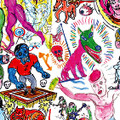 DANIEL JOHNSTON-THE STORY OF AN ARTIST-24 TRACK PROMOCD