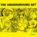 THE UNDERGROUND SET-S/T-'70 fuzz killer organ instro-LP