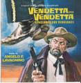 Angelo Lavagnino-VENDETTA PER VENDETTA-OST WESTERN-CD