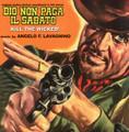 Angelo Lavagnino-DIO NON PAGA IL SABATO-OST WESTERN-NEW CD