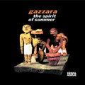 GAZZARA-The Spirit Of Summer-BRASILIAN SOUL JAZZ-NEW CD