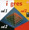 I GRES- Vol.1-2-3 - Cometa -'70s synchronization-NEW 2 CD