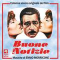 Ennio Morricone-Buone notizie-ELIO PETRI OST-NEW CD