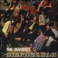 Deviants-Disposable-'68 UK proto-Punk anarchic group-CD