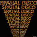 VA-SPATIAL DISCO-70s French disco funk cosmic disco-LP