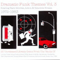VA-Dramatic Funk Themes Vol.3-LIBRARY MUSIC-'70s-NEW LP