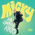MICKY-LA CUENTA ATRAS-SPANISH ROCK-NEW PROMO CD