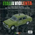 VA-Italia Violenta V.1-The best music of the Italian's police movie-CD