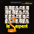 Ennio Morricone-Il Serpente/Le Serpent-OBSCURE THRILLER OST-NEW CD
