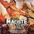 F. De Masi-MACISTE NELLE MINIERE DI RE SALOMONE/LA RIVOLTA DELLE GLADIATRICI+-CD