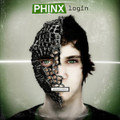 PHINX-Login-post grunge wild rock-IRMA-NEW CD 6852
