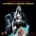 Fabio Frizzi-Assassinio al cimitero etrusco-OST thriller horror-NEW CD