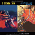Carlo Savina-I senza Dio/...E intorno a lui fu morte-ITALIAN WESTERN OST-NEW CD