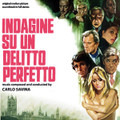 Carlo Savina-Indagine su un delitto perfetto/The perfect crime-'78 OST-NEW CD