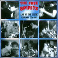 FREE SPIRITS-Live at the Scene,February 22nd 1967-PSYCH Jazz-Rock-NEW CD