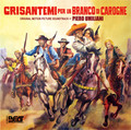 Piero Umiliani-Crisantemi per un branco di carogne-'68 WESTERN OST-NEW CD