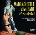 Bill Conti-Mademoiselle De Sade e i suoi vizi-'68 OST-NEW CD
