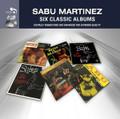 Sabu Martinez-6 Classic Albums-'57-61-NEW CD Boxset