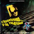 Stelvio Cipriani-L'assassino...è al telefono-'72 HORROR OST-NEW CD