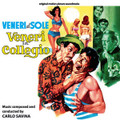 Carlo Savina-Veneri al Sole/Veneri in Collegio-'65 2 OSTs-NEW CD