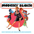 John Dankworth-Modesty Blaise-'66 OST-NEW LP clear vinyl