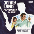 Piero Umiliani-Jerry Land cacciatore di spie-'66 ITALIAN SPY OST-NEW CD