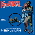 Piero Umiliani-Il marchio di Kriminal-'68 SPY OST-Max Bunker-NEW CD