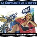 Stelvio Cipriani-La supplente va in città-SEXY OST-NEW CD