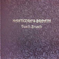 Manticore's Breath-Death Breath-Will-o-the Wisp-Greek hard progressive rock-CD BURG