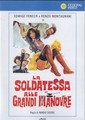 LA SOLDATESSA ALLE GRANDI MANOVRE-Edwige Fenech-DVD