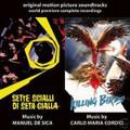 M.De Sica/C.Cordio-Killing Birds/Sette scialli di seta Gialla-HORROR OST-NEW CD