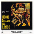 Bruno Nicolai-100,000 Dollari Per Ringo-'65 WESTERN OST-NEW CD