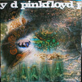 Pink Floyd-A Saucerful Of Secrets-NEW LP BLUE